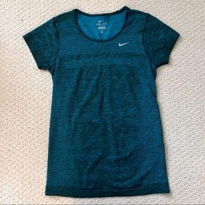 Nike Women's Dri Fit Knit Workout Top